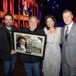 Gene Watson Celebrates three consecutive No. 1s at the Grand Ole Opry