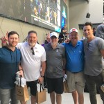 Scotty McCreery, Russell Dickerson, Kevin Herring, Nate Deaton, and JoJo Turnbeaugh Win ACM Lifting Lives Top Golf Tee-Off For Second Consecutive Year