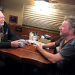 Willie Nelson shares his thoughts on the future & more In this first-look at the season premiere of 'Rock & Roll Road Trip with Sammy Hagar' airing May 5