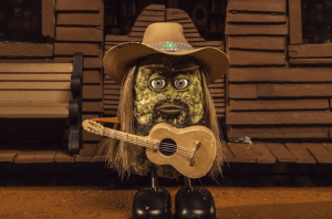 Billy Ray Cyrus protrays surreal weed nugget in Country Rock: Angel in my Posket, animation