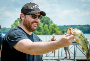 """Chris Young Presents the 3rd Annual Th3 Legends Cast For A Cure Big Bass Tournament"" Draws Over 100 Anglers to Raise Money for Cancer Research"