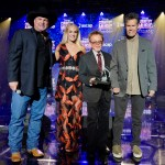 Randy Travis presented ASCAP Founders Award by Garth Brooks, Carrie Underwood and Paul Williams