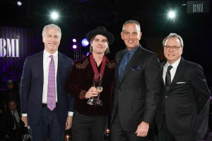 Ross Copperman wins prestigious BMI Songwriter of the Year Award for third time