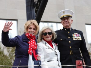 Jeannie Seely Honors Veterans as Co-Grand Marshal for Nashville's Annual Veterans Day Parade
