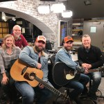 """The Swon Brothers Stop By """"Coffee, Country & Cody"""" on CIRCLE and WSM RADIO"""