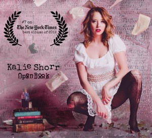 The New York Times' names Kalie Shorr's 'Open Book' among The Best Albums of 2019