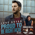 Luke Bryan Announces Seventh Studio Album + 2020 U.S. Tour