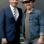 Dustin Lynch debuts single, Momma's House, on ABC's Jimmy Kimmel Live!