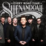 "Shenandoah announces ""Every Road"" 2020 Tour including Stagecoach and Hometown Rising stops"