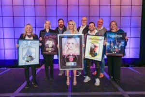 Carrie Underwood's Cry Pretty album certified Platinum by RIAA