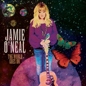 "Jamie O'Neal releases ""The World Goes On"""