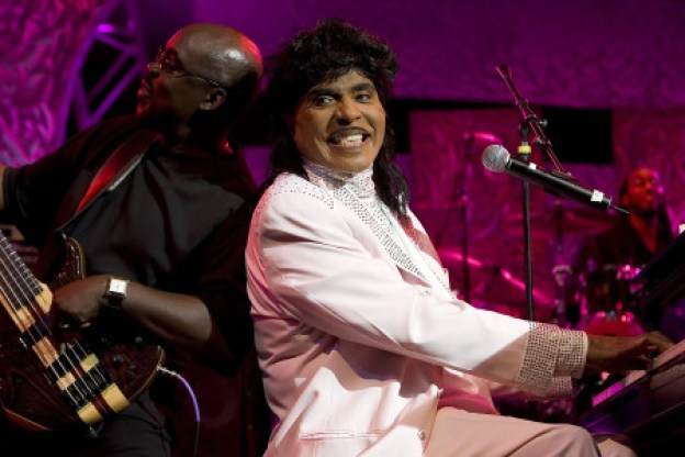 Little Richard In Concert At Epcot Center