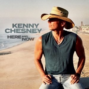 "Kenny Chesney Dives Into Vinyl; ""Here And Now"" Drops 8/21"