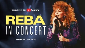 Reba mcEntire set to release another concert special exclusively on YouTube
