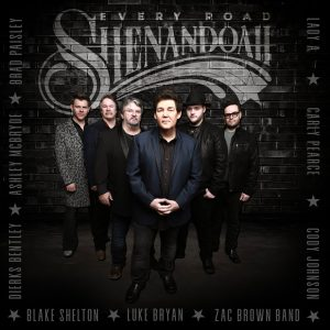 Shenandoah to Release 'Every Road,' Album of All-New Music with Superstar Collaborations