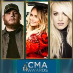 54th Annual CMA Award nominees, include local radio station WXBQ, Bristol, VA