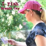 "New music video from Brenda Cay, ""I Fish"""