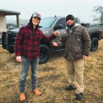 Granger Smith gives away his own truck to lucky fan in need