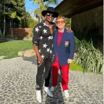 """Jimmie Allen featured on Elton John's new album, """"The Lockdown Sessions"""""""