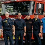 Tyler Braden's Engine Co. 18 Golf Tournament raises $10,000 for first responders and family
