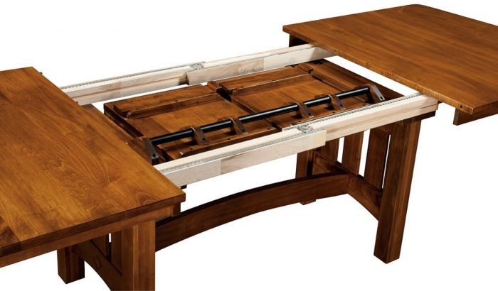 What Are Butterfly Leaf Dining Tables Countryside Amish