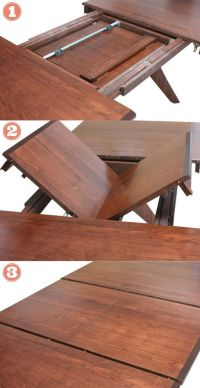 What Are Butterfly Leaf Dining Tables - Countryside Amish ...