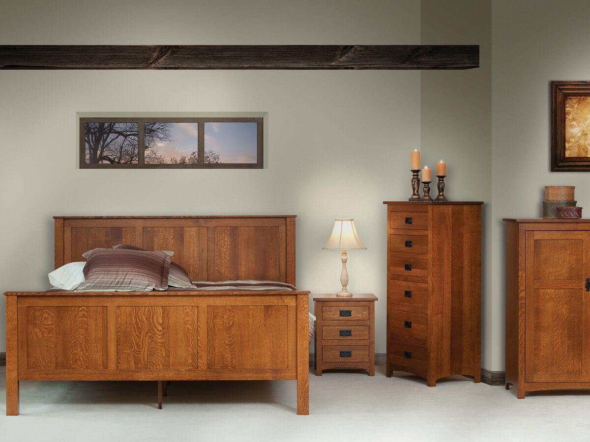 Anne Set Queen Bedroom