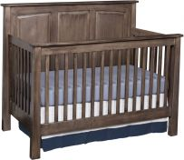 Amish Baby Crib Plans