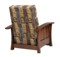 Upholstered Living Room Chairs - Countryside Amish Furniture