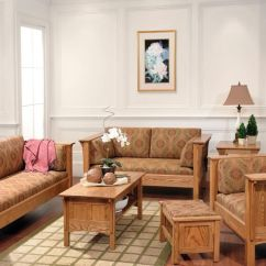 Living Room Gliders Sofas Ideas Colonial Cottage Set - Countryside Amish Furniture