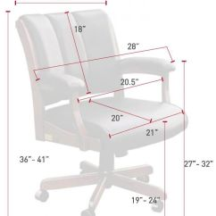 Office Chair Diagram Albee Baby High Westbury Countryside Amish Furniture Click A To Enlarge
