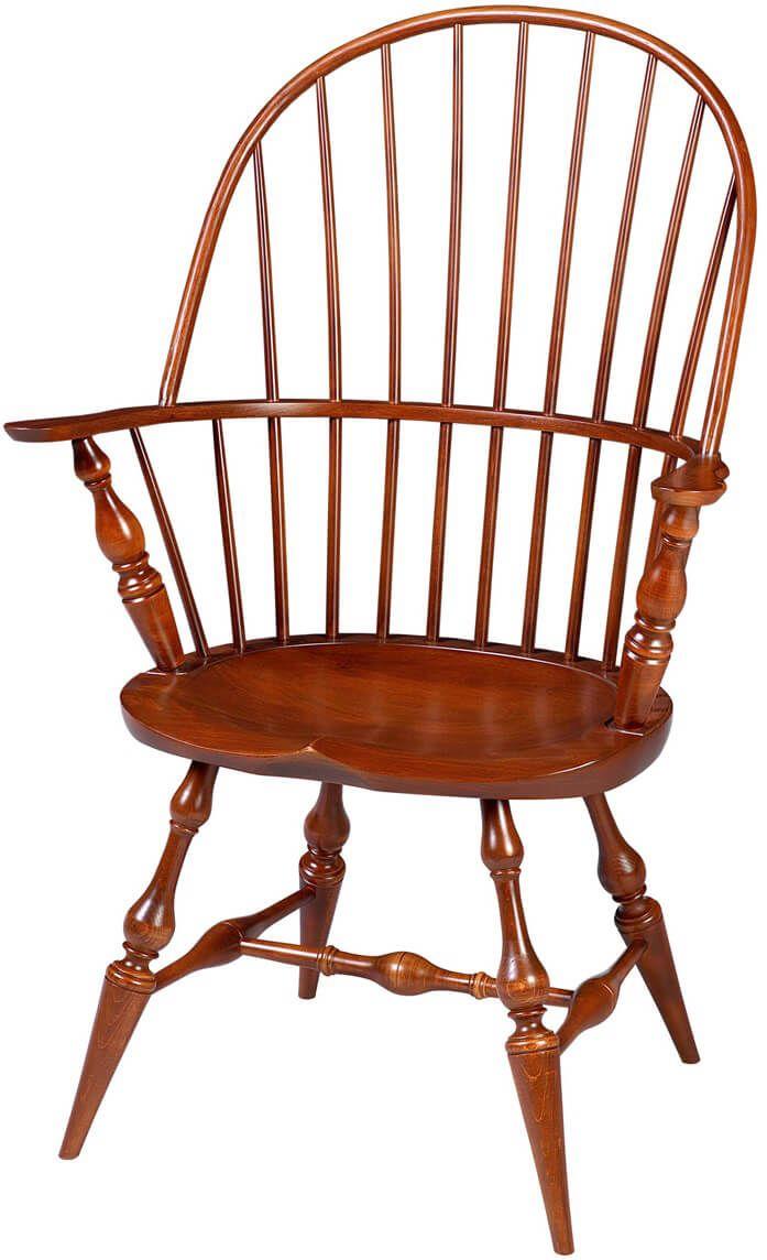 Philadelphia Windsor Dining Chair Countryside Amish