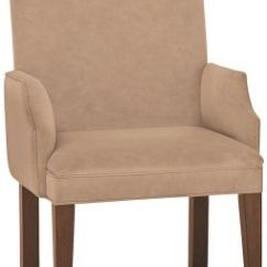 Upholstered Arm Dining Chair Kids Wooden Odenville Countryside Amish Furniture
