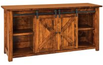 amish built sofa tables bristol city vs nottingham forest sofascore and console countryside furniture nolan barn door sideboard