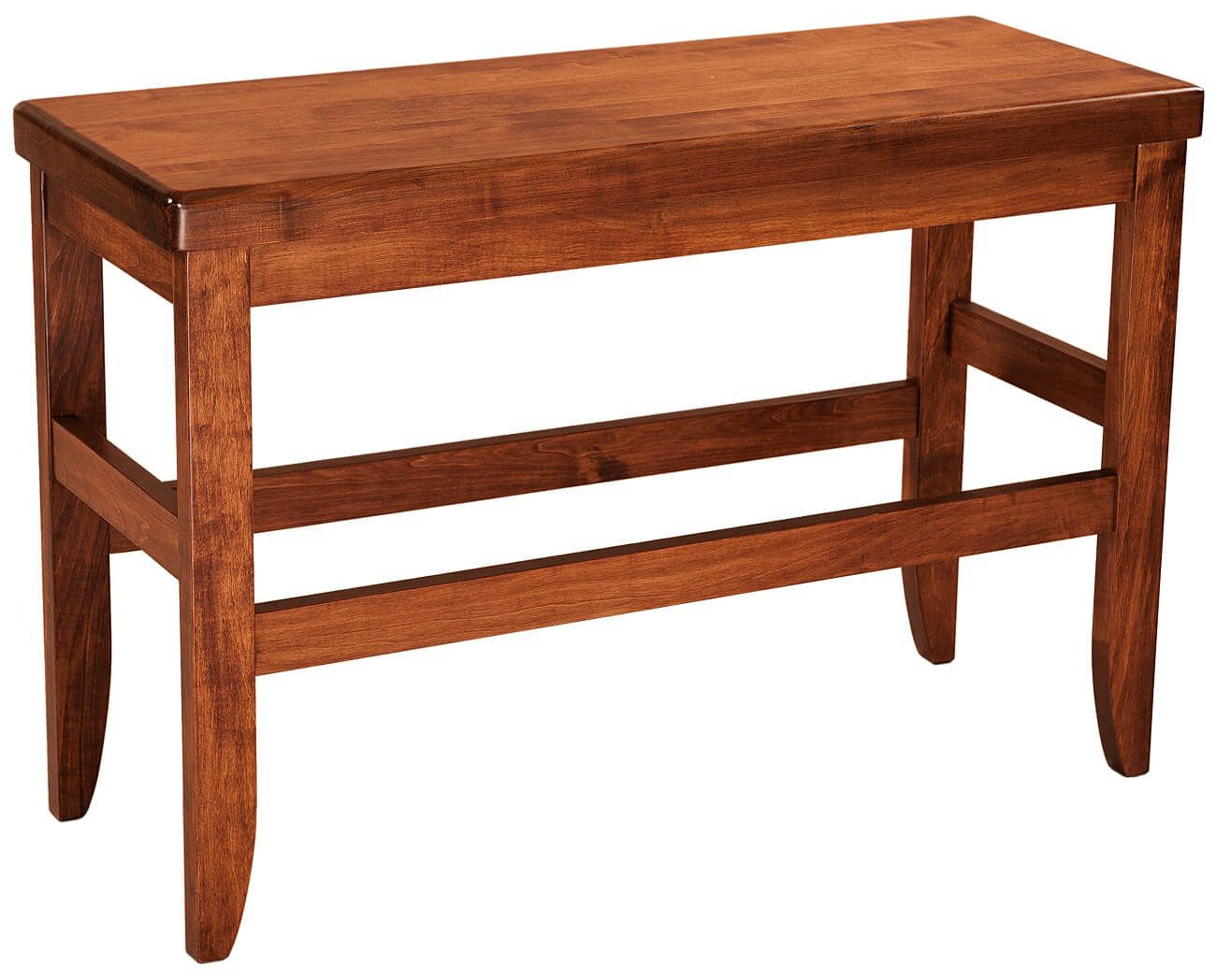 height of kitchen bench traveling sibbick bar countryside amish furniture