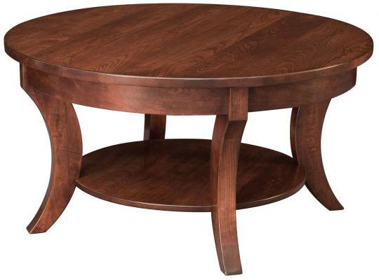 l arpege round coffee table