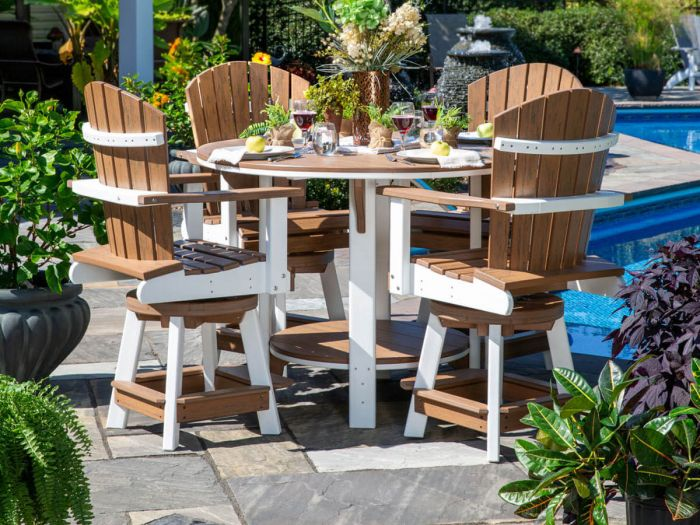 solid wood furniture for outdoors