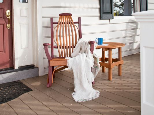 daytona beach porch rocker countryside amish furniture