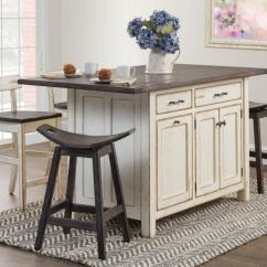 Kitchen Island Set Table With Corner Bench Pocatello Countryside Amish Furniture Counter Bar