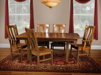 Arroyo Butterfly Leaf Dining Table - Countryside Amish ...