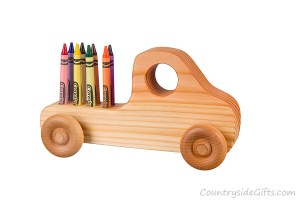wooden crayon holders countryside gifts llc