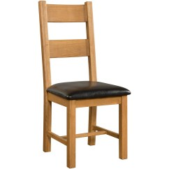 Ladder Back Dining Room Chairs Chair Rail With Beadboard Countryside Pine And Oak