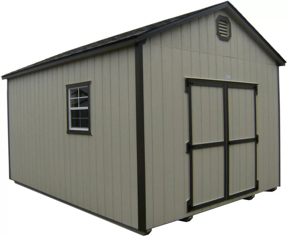 medium resolution of wood storage shed in mission or