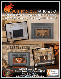 Wood Fireplace Inserts - Wood Stoves - Gas Fireplaces ...
