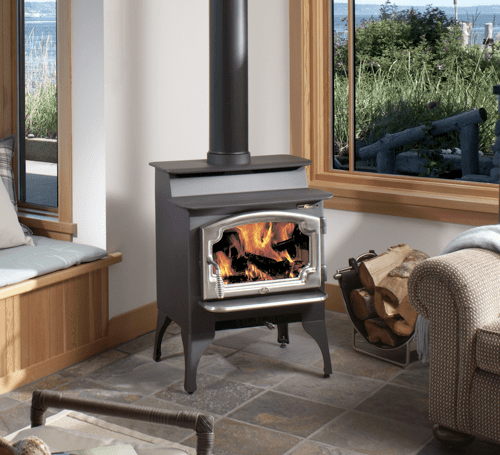 Lopi Endeavor Wood Stove  Country Stove Patio and Spa
