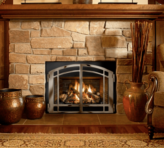 Mendota DXV35  Country Stove Patio and Spa
