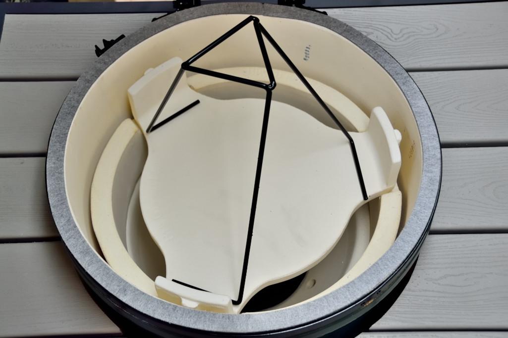 Big Green Egg Plate Setter Claw  Plate Setter Lifter