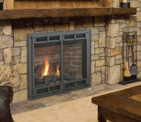Ambiance Intrigue Direct Vent Gas Fireplace - Cleveland, OH