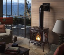 Avalon Direct Vent Gas Stoves - Cleveland Ohio