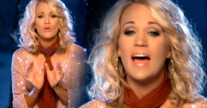 carrie underwood remember when alan jackson